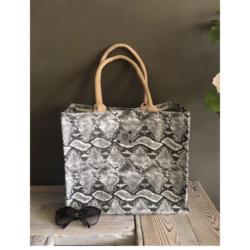 handgemaakte tas